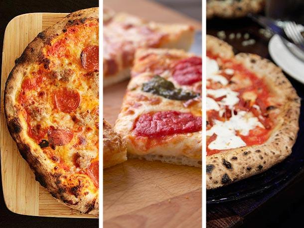 jak używać systemu metrycznego i wartości procentowych piekarza - pizza