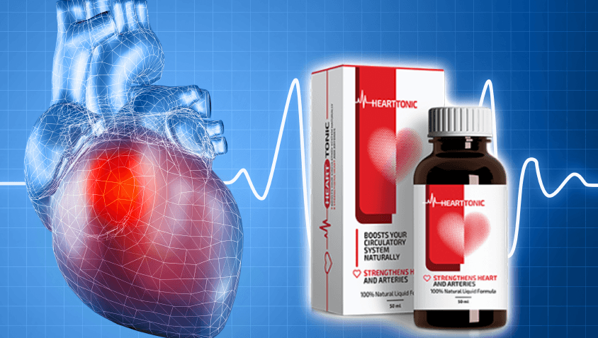 heart tonic - HeartTonic