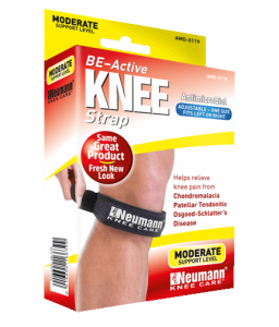 Neumann Knee Care (Be-active Knee Strap) - opinie, forum, skład, cena, gdzie kupić?