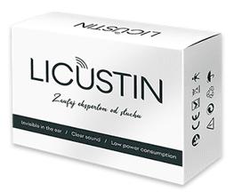 Licustin - opinie - skład - cena - gdzie kupić?