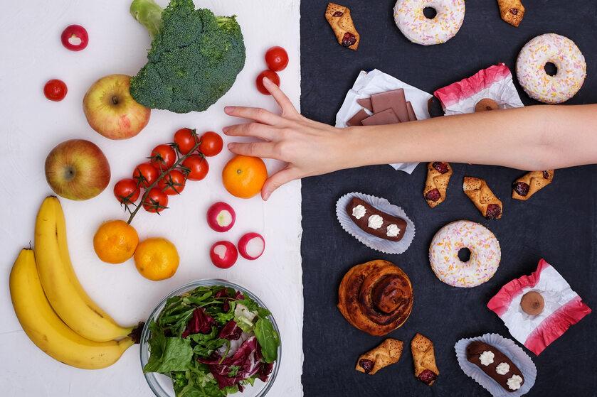 Dieta - czyli najważniejsza część odchudzania