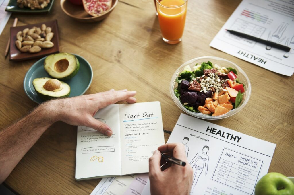 Jak pokonąć otyłość za pomocą planu diety dla utraty wagi?