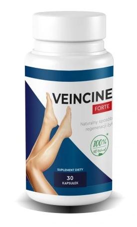 Veincine Forte - cena - składniki - opinie - działanie - gdzie kupić?