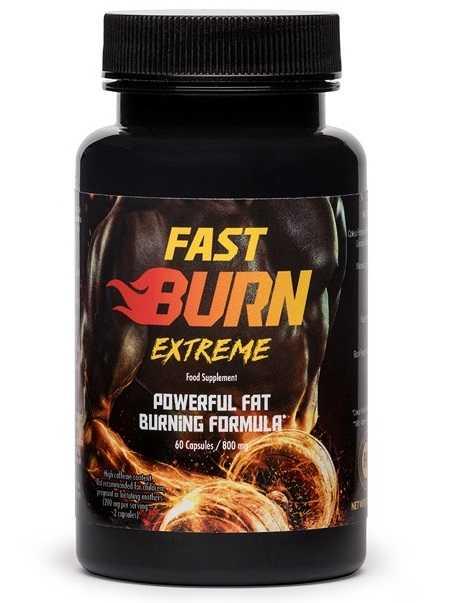 Fast Burn Extreme - opinie - skład - cena - gdzie kupić?