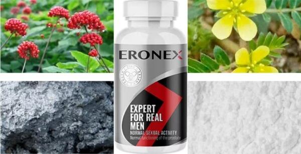 Jak składniki zawiera EroNex?