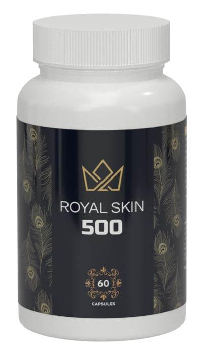 Royal Skin 500 kapsułki – cena – składniki – opinie – gdzie kupić?
