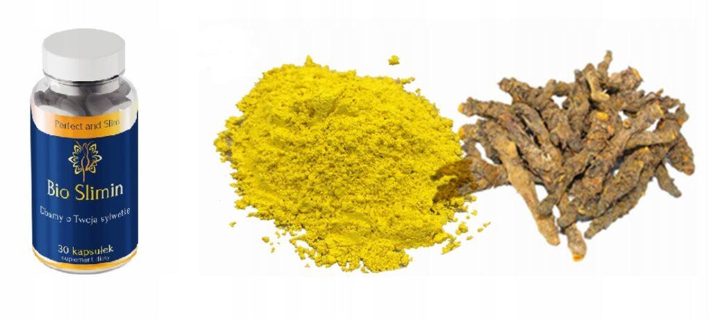 BioSlimin - jaki skład zawiera suplement?
