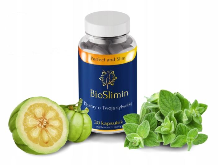 BioSlimin - jak stosować? Dawkowanie i instrukcja